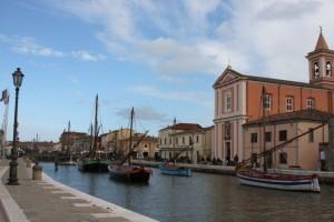Cesenatico - il porto canale