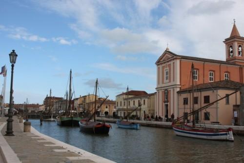 Cesenatico - Cesenatico - il porto canale