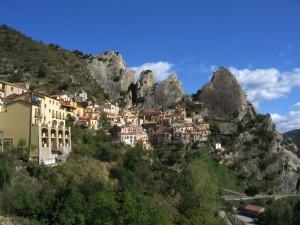 Castelmezzano, tra le Dolomiti Lucane