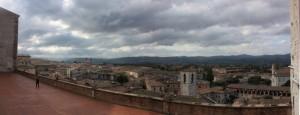 Panorama Eugubino