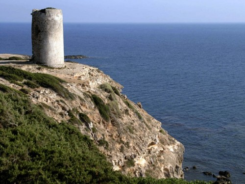 San Vero Milis - Uno scorcio di Capo Mannu.