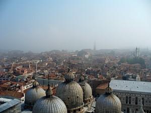Venezia dal Campanile