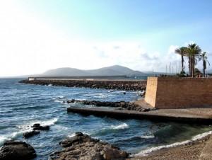 Panorama Alghero