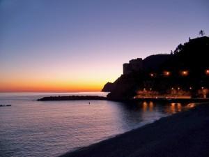 Monterosso al Tramonto