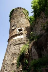 Mignano Monte Lungo - Torre del castello