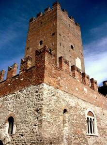 Torre Vanga, Trento