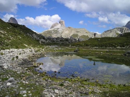 Dobbiaco - Panorama dalle Tre Cime
