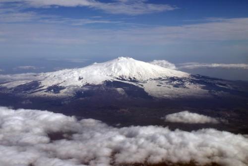 Randazzo - Tutta un'altra vista - Etna dall'alto