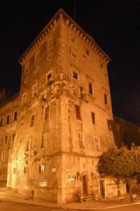 Torrione del Castello di Giove (TR) - 04.06.2009