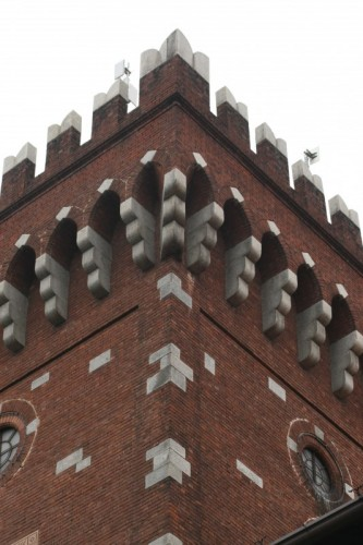 Rho - Torre sede comunale