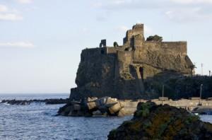 Un castello sul mare