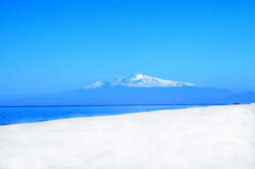 Condofuri - L'Etna... dalla Calabria