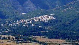 Campochiaro Panorama