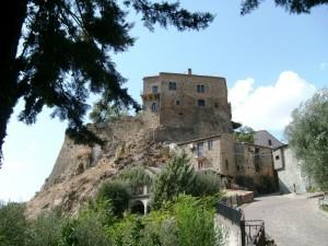 Il castello della poetessa Isabella Morra