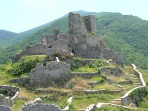 Il Castello Normanno a Gioia Sannitica