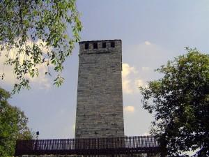 la torre di Buccione