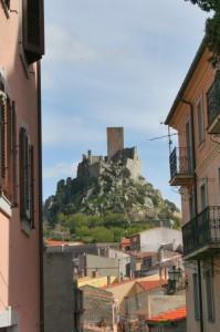 Il Castello di Burgos