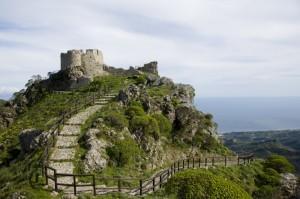 Resti del castello!!!