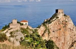 Castello sul mare!!