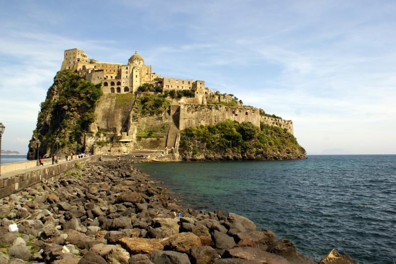 ''Ischia - Castello aragonese'' - Ischia