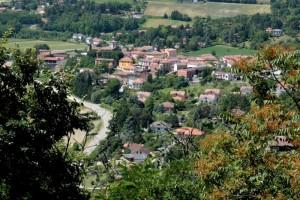 Panorama di Pietra Marazzi