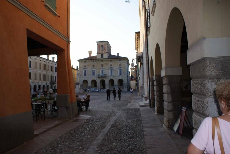 ''In piazza'' - Sabbioneta