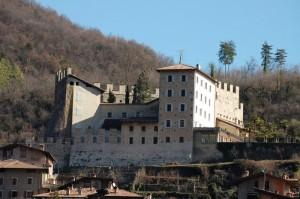 il castello di Tenno