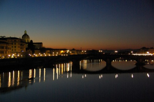Firenze - Tramonto fiorentino