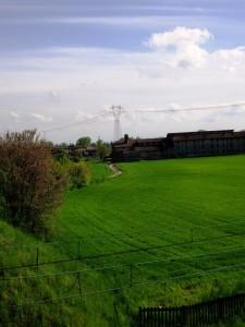 la verde campagna