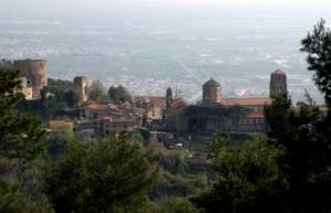 Casertavecchia da torre Lupara