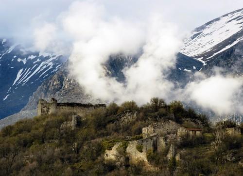 Massa d'Albe - Ruderi del Castello Orsini
