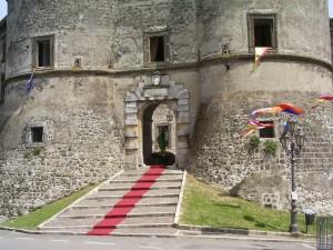 """Il castello Ducale """"l'ingresso"""""""