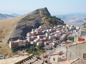 Panorama di Troina