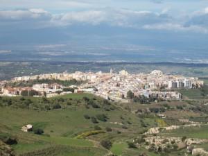Panorama di Carlentini
