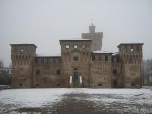 Castello in bianco