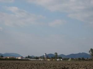 Panorama di San Pietro Viminario