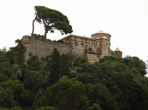 Portofino - castello Brown