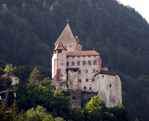 castello di ponte Gardena