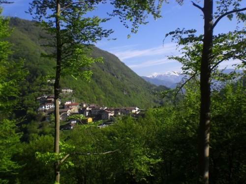 Arsiè - Finestra sul verde, frazione Incino