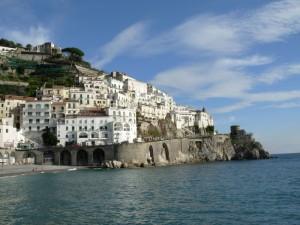 Amalfi tra cielo e mare