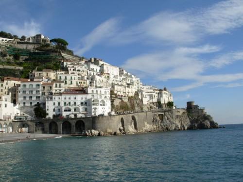 Amalfi - Amalfi tra cielo e mare