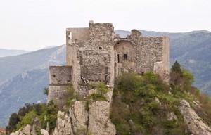 la fortificazione sulla rocca