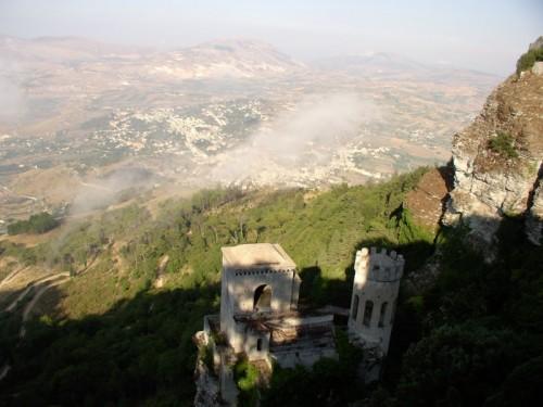 Erice - Erice, Castello di Venere