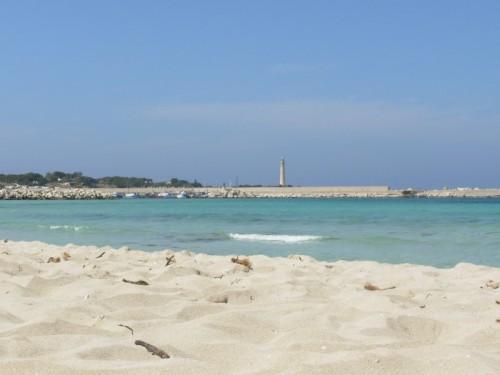 San Vito Lo Capo - La spiaggia ed il faro