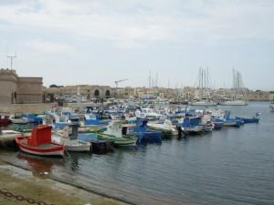 Il porto e la tonnara