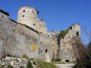 Porta castello o porta S. Andrea
