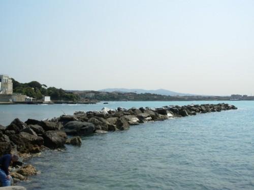 Rosignano Marittimo - Veduta del litorale di Castiglioncello