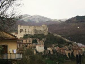 Il castello di Brienza