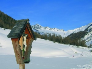 Alpi in Valle Aurina