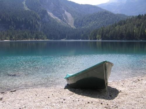 Tuenno - Riposo al lago